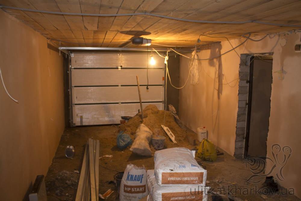 Стены гаража своими руками 92