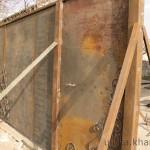 Сварка и установка ворот