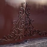 Ворота из металла в Харькове
