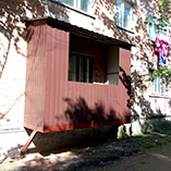 Построить балкон в Харькове