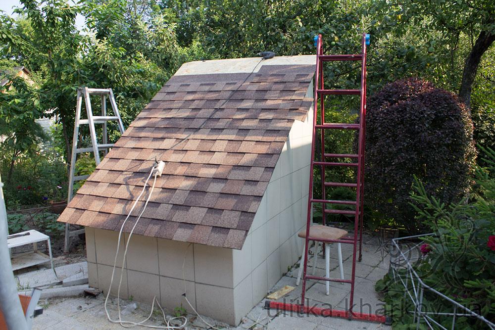 for Piccola casa costruita su fondamenta