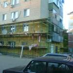 Утепление нижних двух этажей многоэтажки