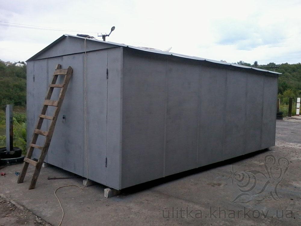 Гараж сборный металлический купить цена что подсыпать под железный гараж