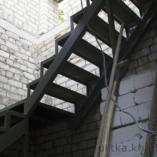 Лестница снизу