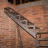 Лестница из металла в Харькове