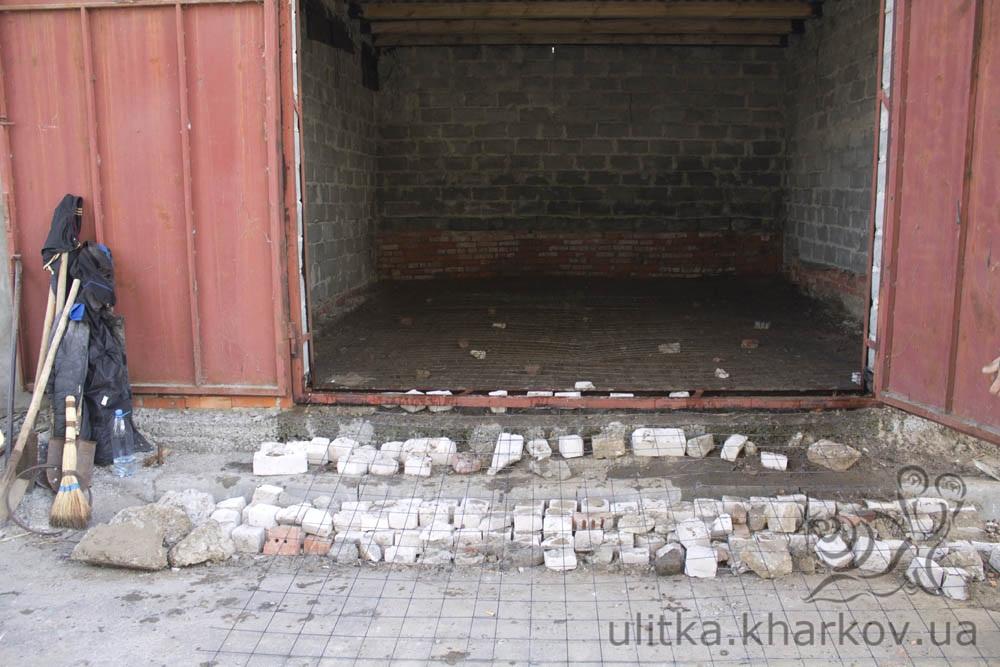 Устройство армокаркаса для бетона