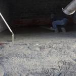 Выравнивание поверхности бетона