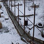 Бетонирование фундаментов в Харькове