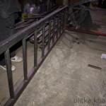 Изготовление металлической лестницы