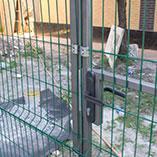 Забор из сварной сетки в Харькове