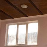 Деревянные потолки в Харькове по доступной цене