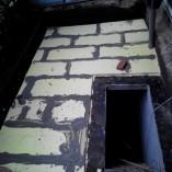 Перекрытие погреба