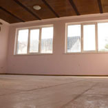 Ремонт комнаты на даче в Солоницевке