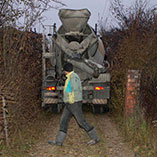 Залить куб бетона в Харькове