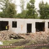 Демонтаж стены для расширения окон