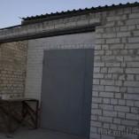 Достройка стен