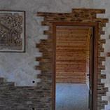 Оформление частного дома в стиле кантри