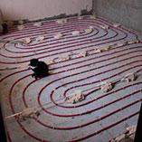 Теплый пол под плитку