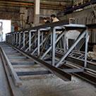 Изготовление металлической фермы для завода