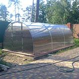 Купить зимнюю теплицу 3 на 6 метров в Харькове