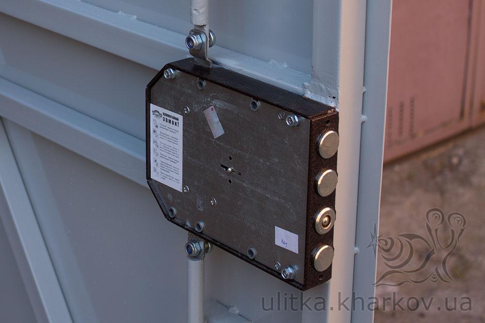 стеллажи для гаража металлические сборные фото