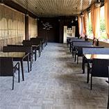 Летняя площадка для ресторана в Харькове