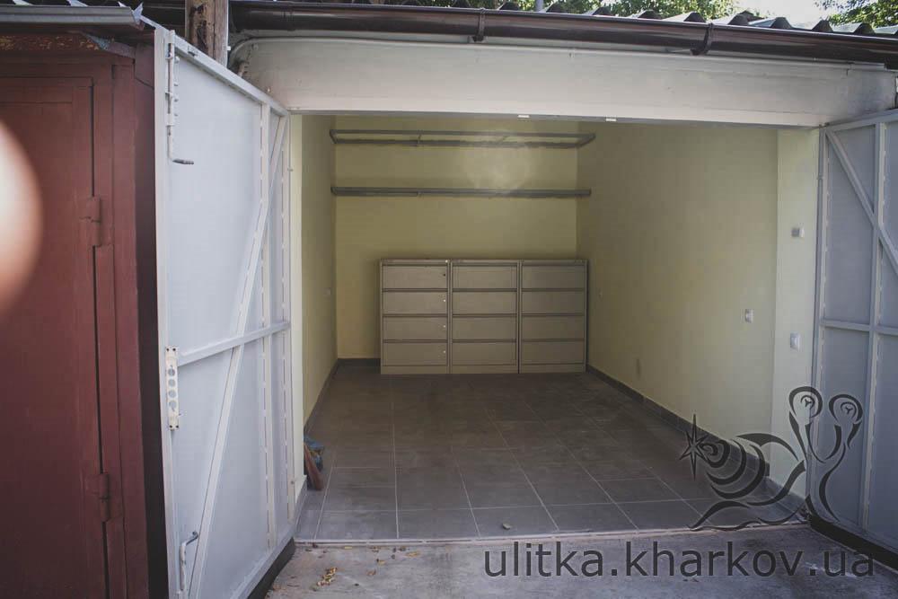 как сделать железный гараж видео