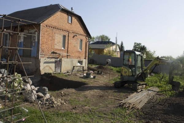 Ремонт фундамента дома по периметру