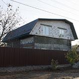 Кровля из металлочерепицы для частного дома в Харькове