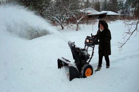Снегоубощик
