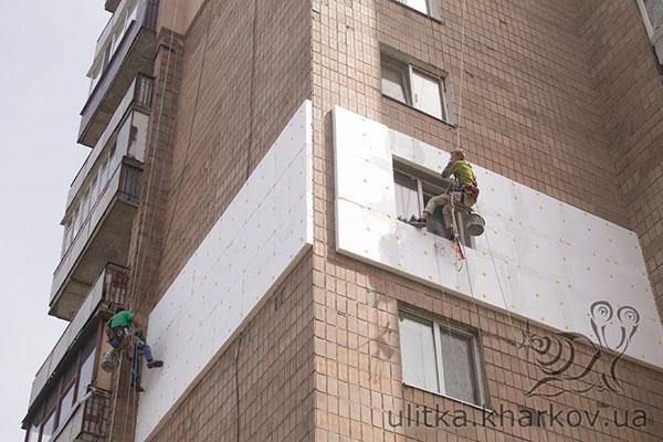 Пенопласт - выгодный материал для утепления стен