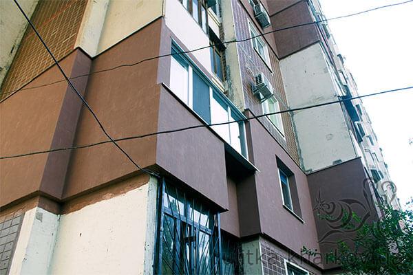 Утеплення фасадів у Харкові